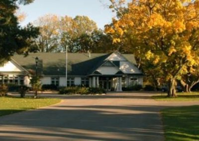 Durand Eastman Clubhouse